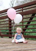 Leigha is One!